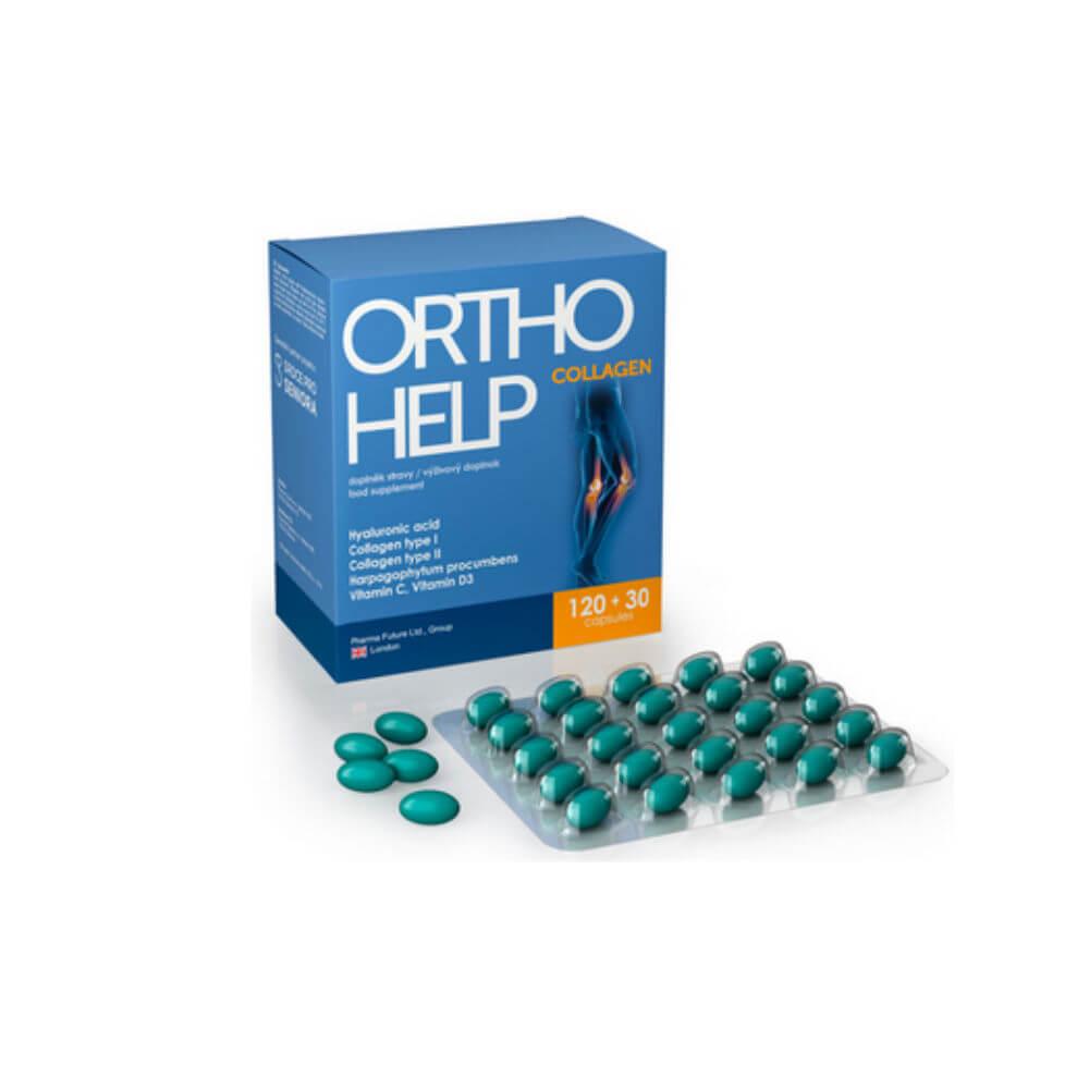ORTHO HELP collagen 150 kapslí