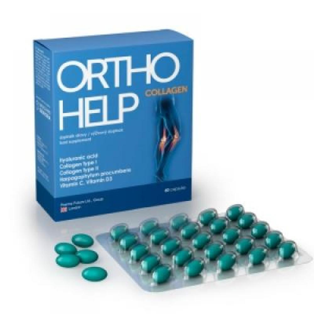 ORTHO HELP collagen 60 kapslí