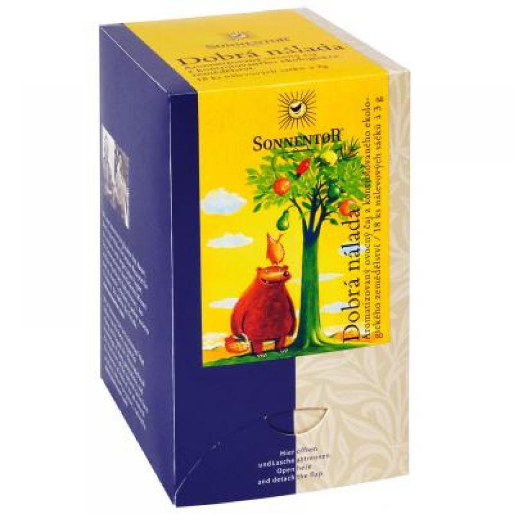 Ovocný čaj dobré nálady bio 45 g