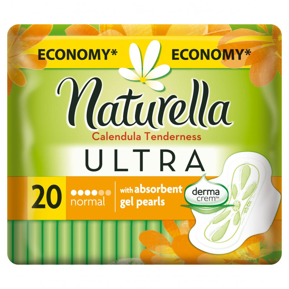 NATURELLA Calendula Tenderness Ultra normal 20 kusů