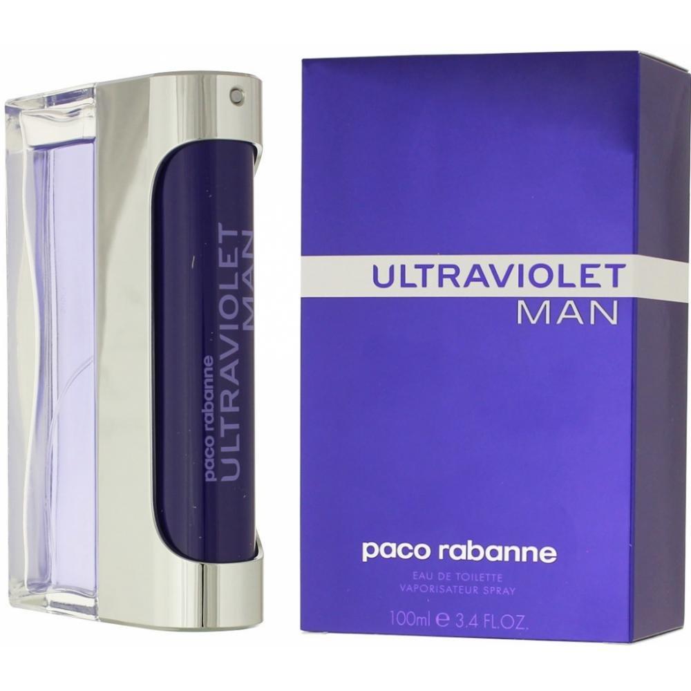 Paco Rabanne Ultraviolet Toaletní voda 100ml