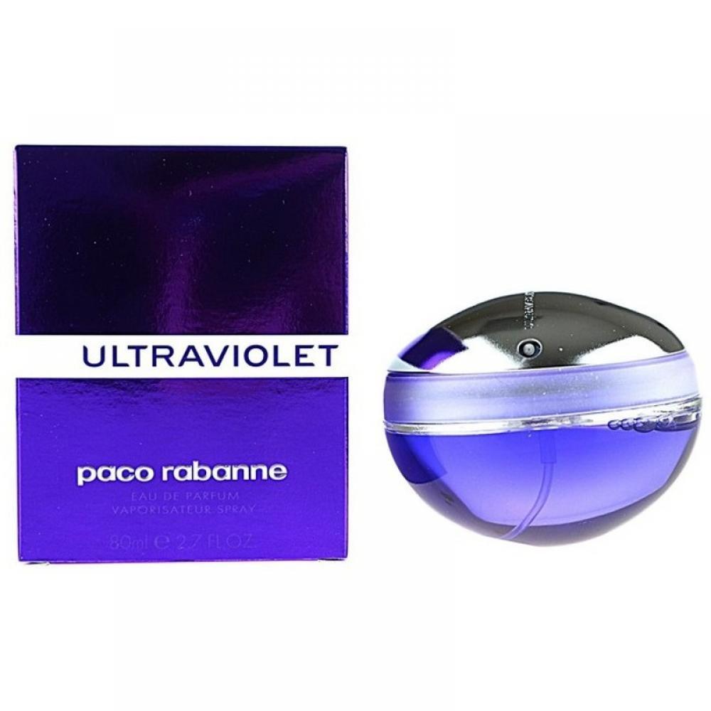 Paco Rabanne Ultraviolet Parfémovaná voda 80ml