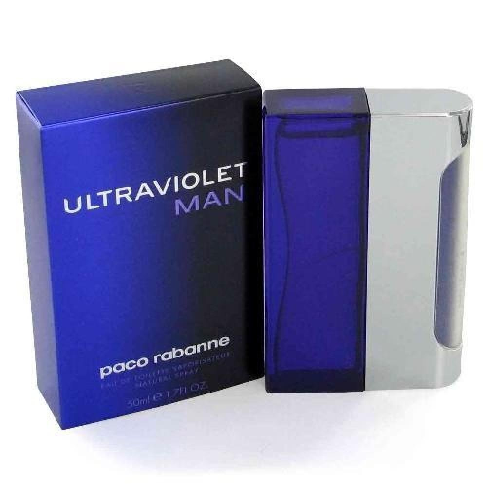 Paco Rabanne Ultraviolet Toaletní voda 100ml Tester TESTER