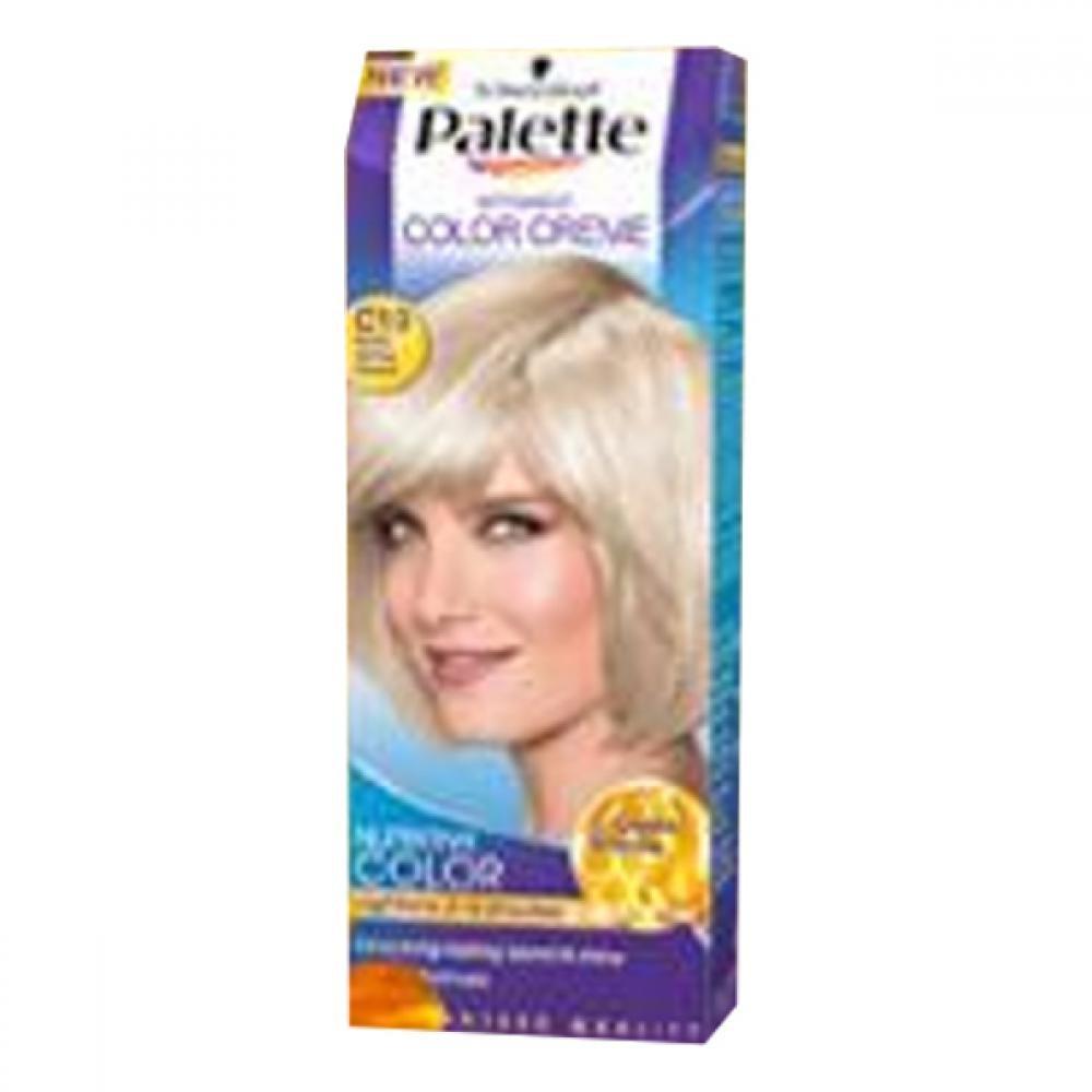 PALETTE icc c10 platin plavá