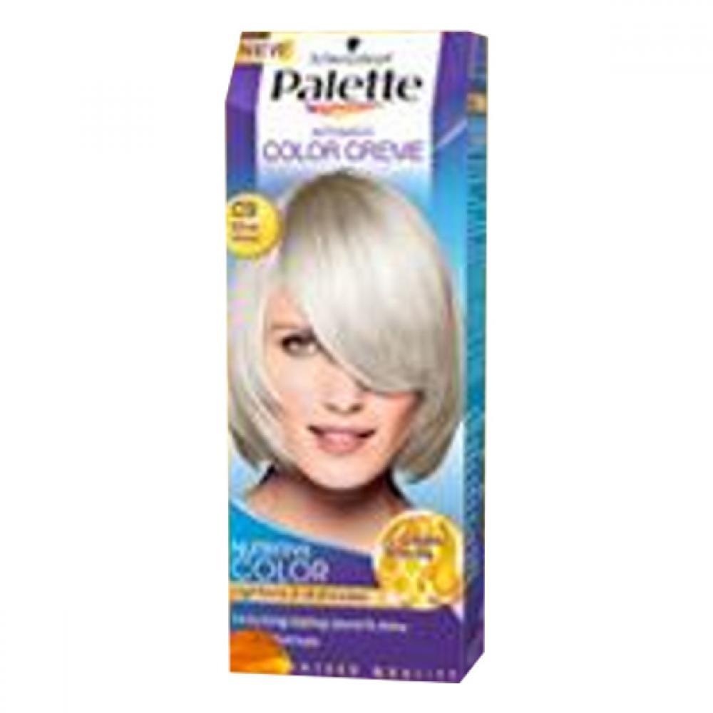 PALETTE icc c9 stříbřitě plavý