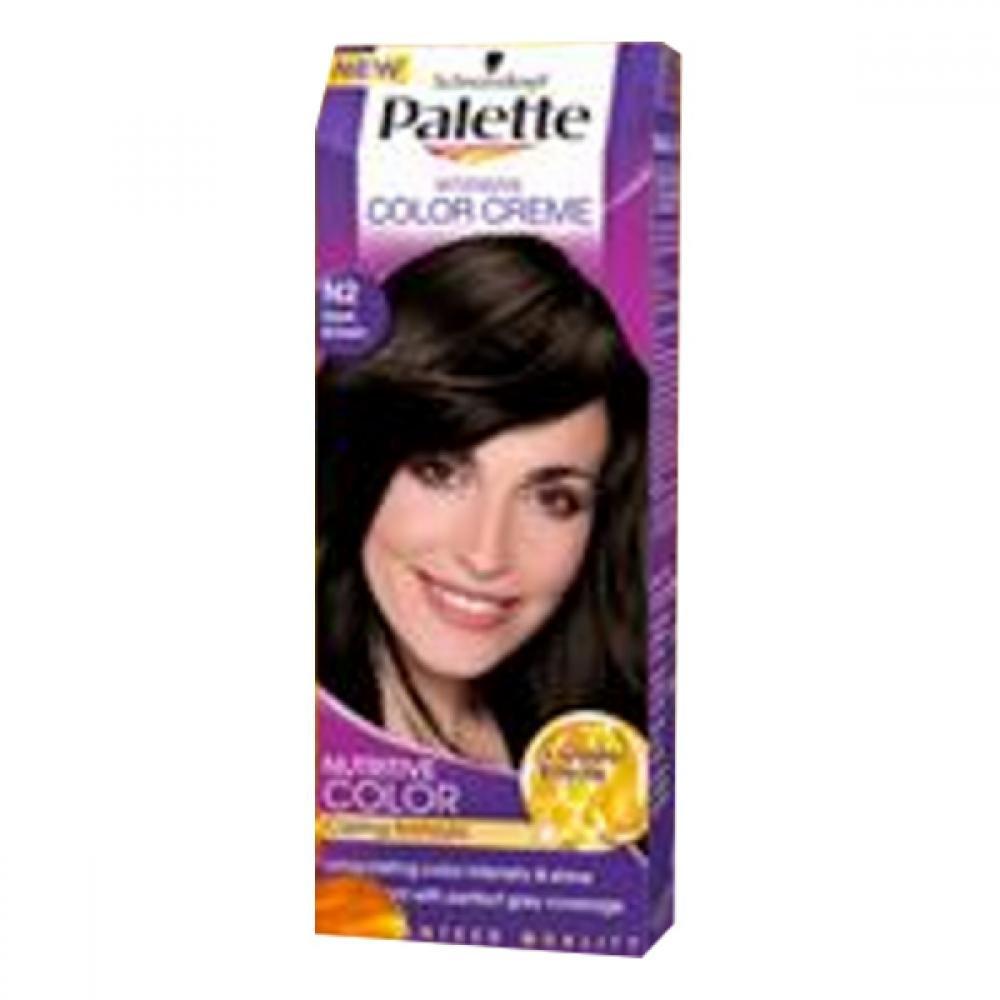 PALETTE icc n2 tmavě hnědá