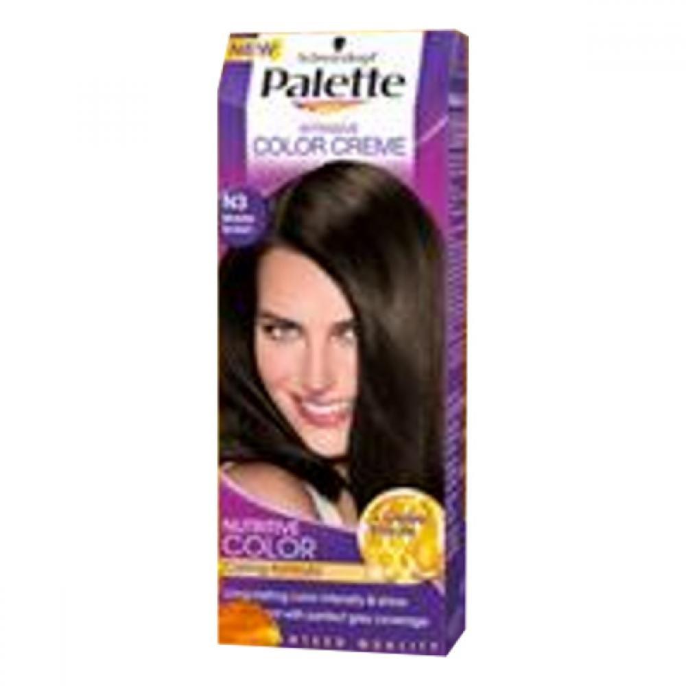 PALETTE icc n3 středně hnědá