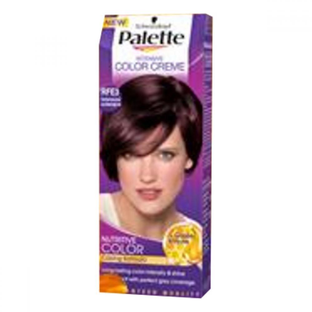 PALETTE icc rfe3 intenzivně tmavě fialová