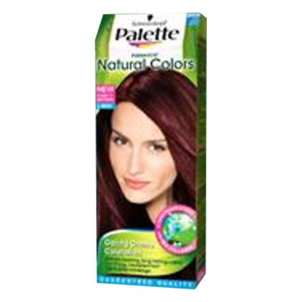 PALETTE natural Color 868 čokoládově hnědá
