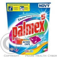 PALMEX color active caps 15 praní