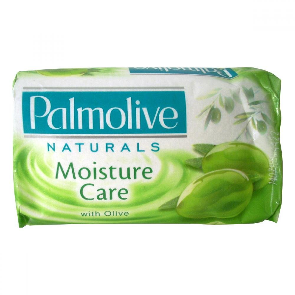 Palmolive Naturals Moisture Care toaletní mýdlo Olive 90/100 g