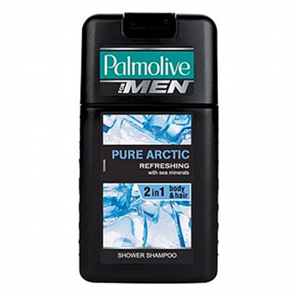 Palmolive sprchový gel 250ml for men 2v1 act care/blue