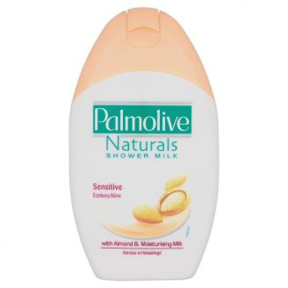 Palmolive sprchový gel 2v1 citlivá pleť 250ml