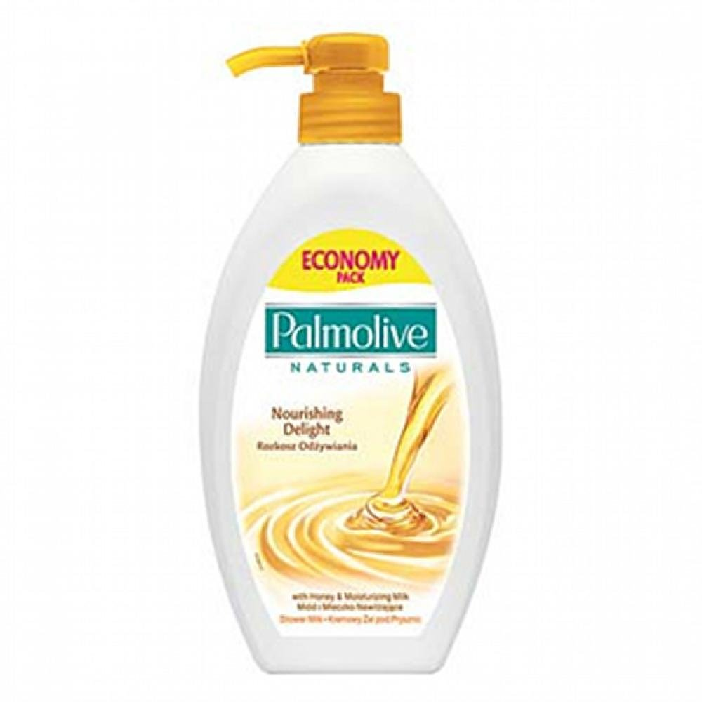Palmolive sprchový gel 750ml Milk a Honey pumpička