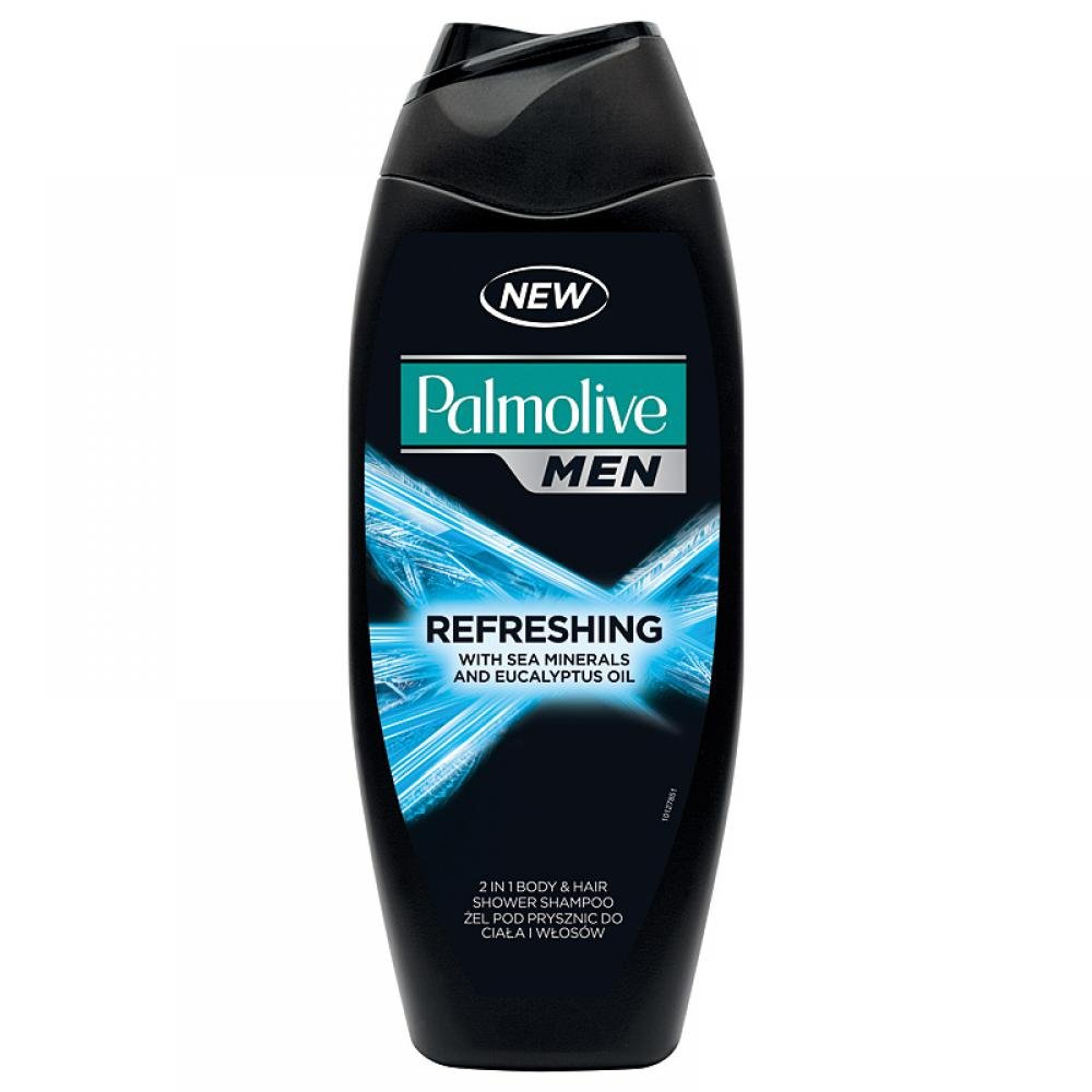 Palmolive sprchový gel for Man Refreshing 500 ml