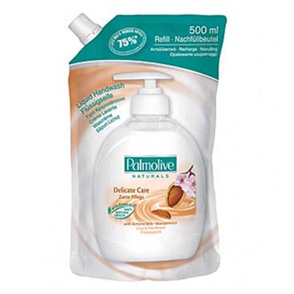 Palmolive tekuté mýdlo,500ml náplň vyživující