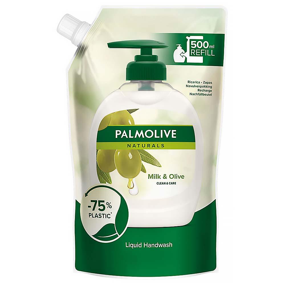 PALMOLIVE nn tekuté mýdlo 500ml olive milk
