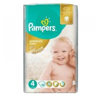 PAMPERS Premium Care 4 MAXI 7-14 kg 66 kusů