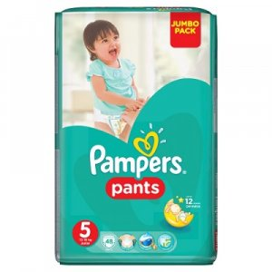 PAMPERS Pants 5 JUNIOR 12-18 kg 48 kusů