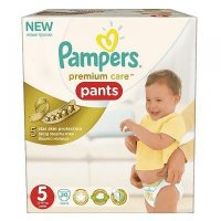 PAMPERS Premium Care Pants 5 JUNIOR 11-25 kg 20 kusů