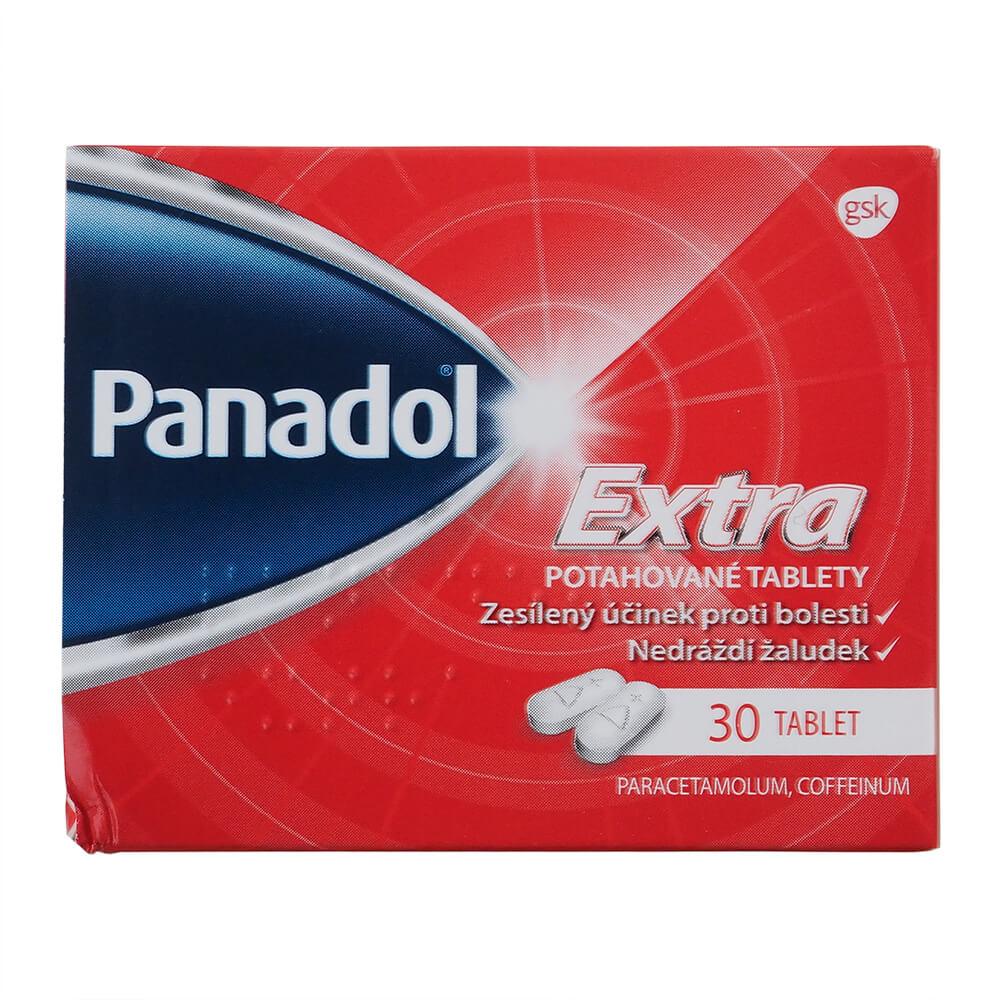 PANADOL Extra 30 potahovaných tablet