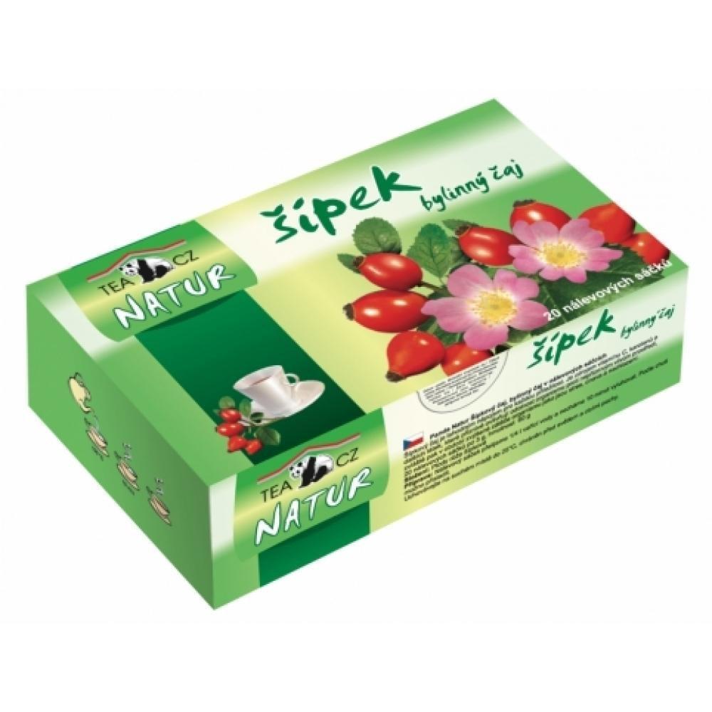 PANDA Natur Šípkový čaj 20x3 g