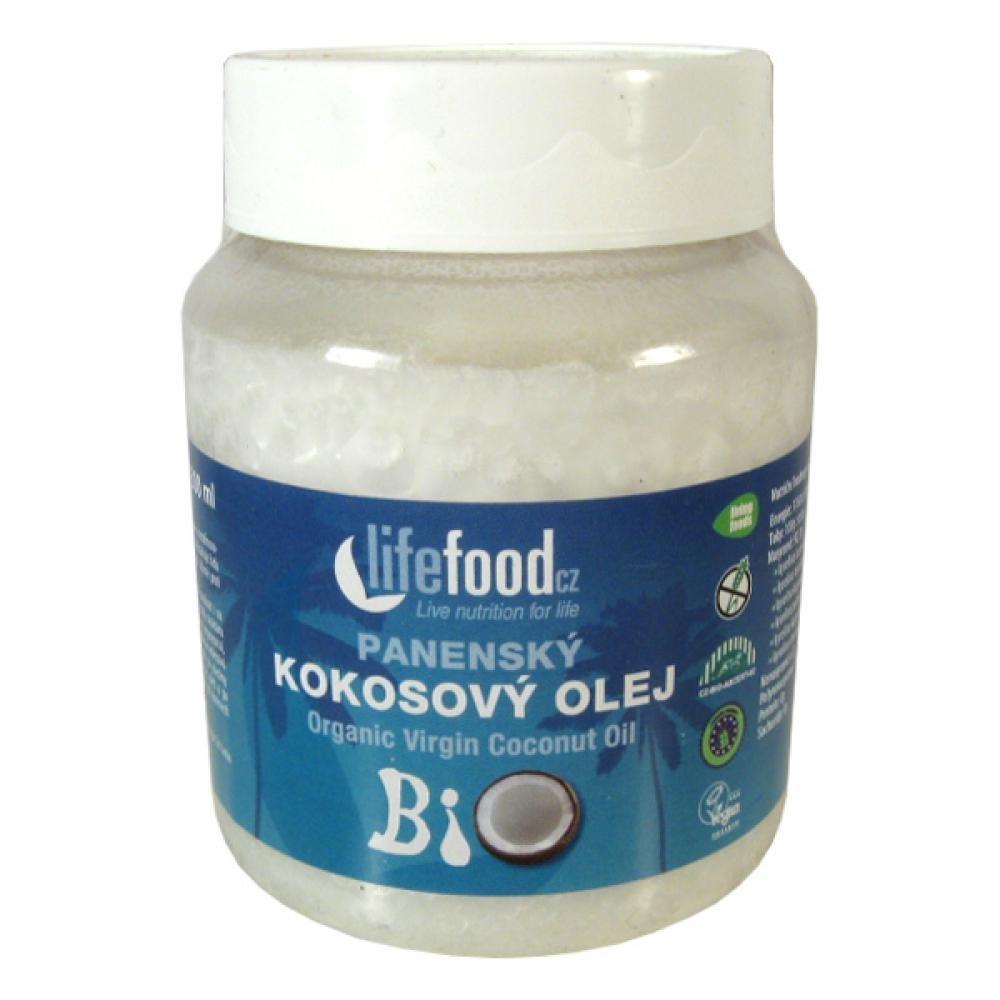 Panenský kokosový olej BIO 300ml