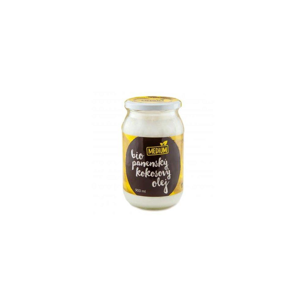 WOLFBERRY Panenský kokosový olej BIO 900 ml