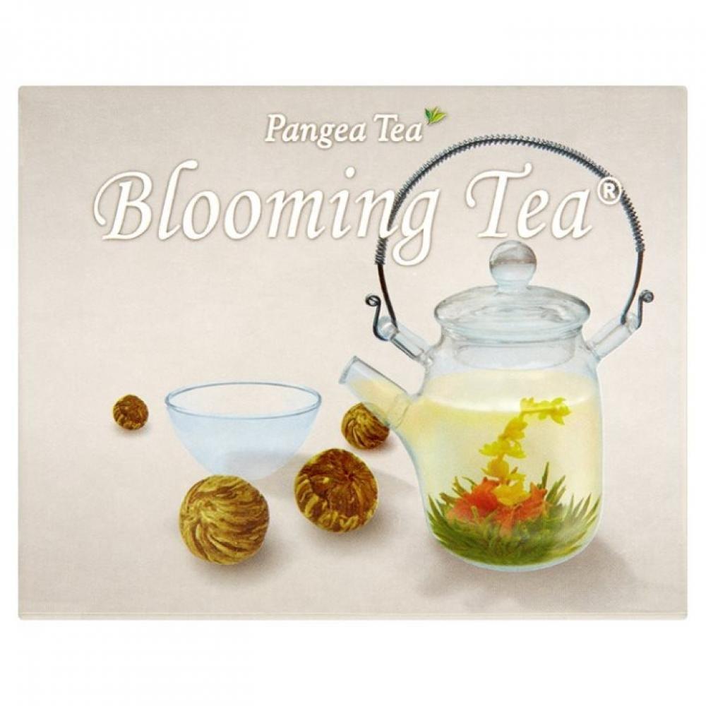 PANGEA TEA Blooming Tea - krabička květinového čaje 10 ks