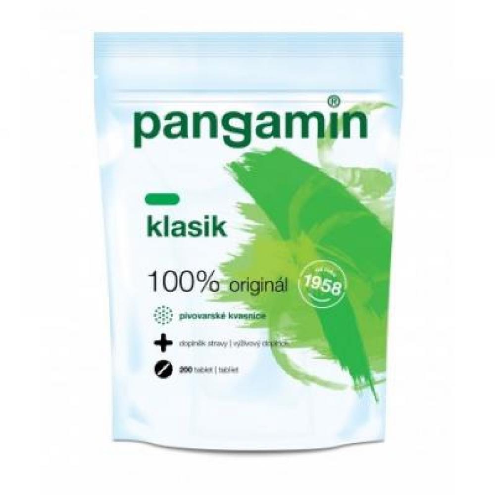 RAPETO Pangamin se sladovým extraktem klasik 200 tablet sáček