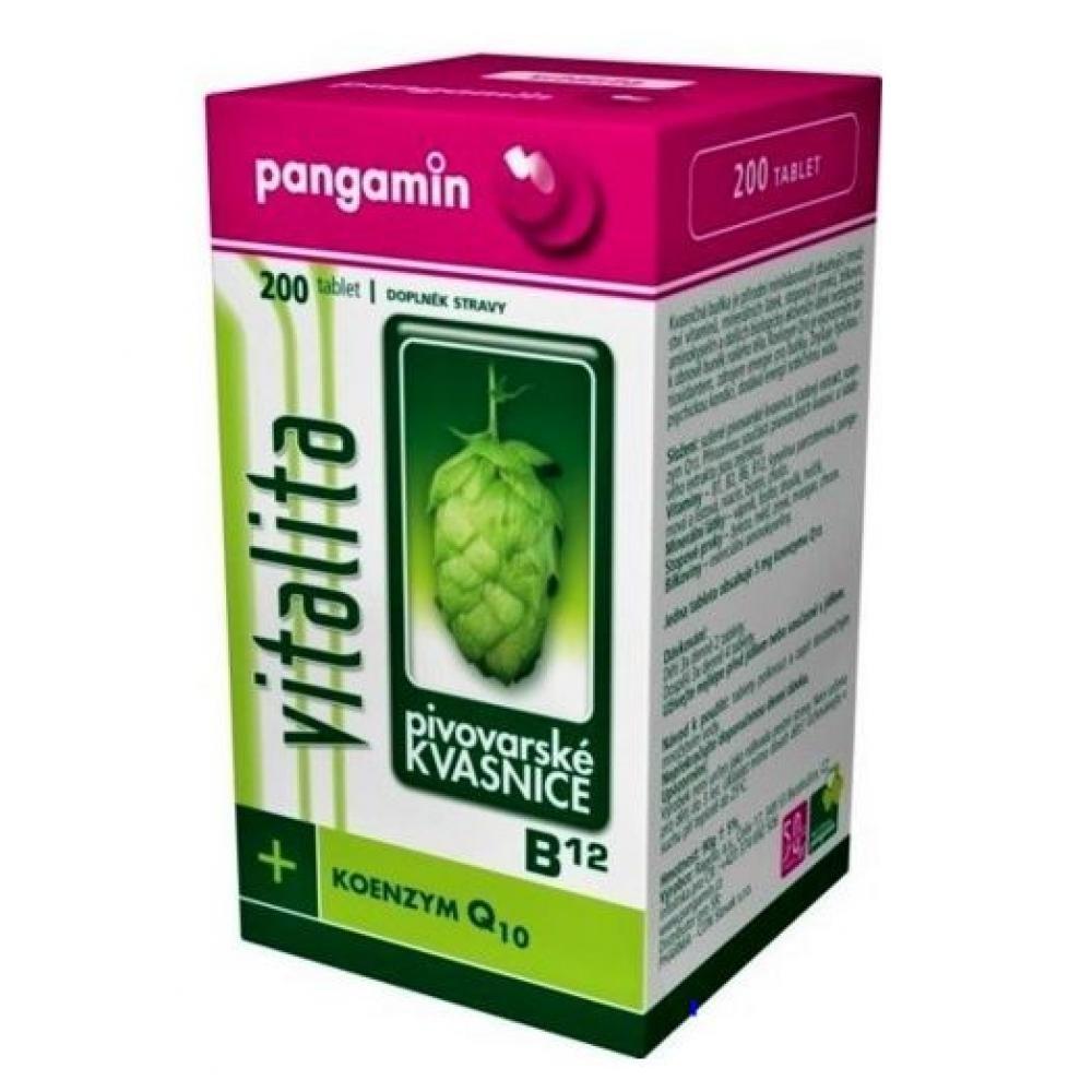 RAPETO Pangamin Vitalita + koenzym Q10 200 tablet