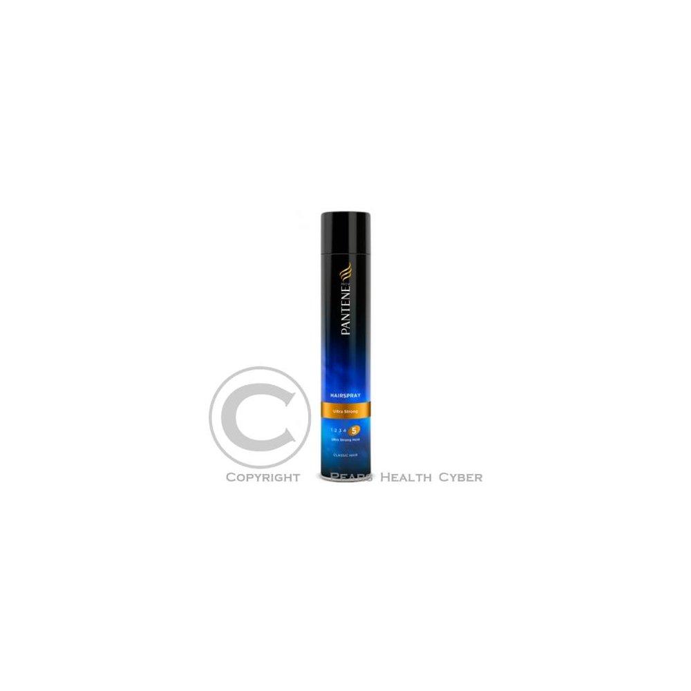 Pantene lak ULTRA STRONG 250 ml