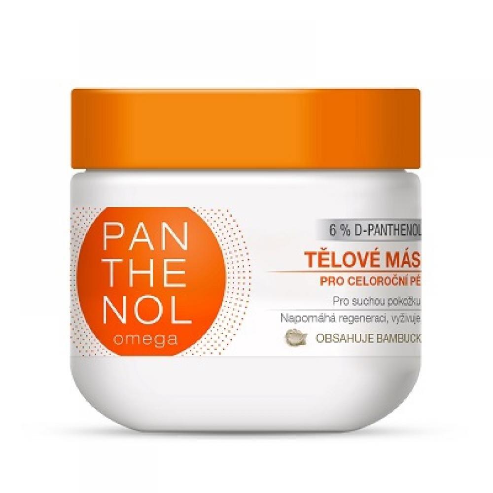 PANTHENOL OMEGA Tělové máslo 6% 250 ml