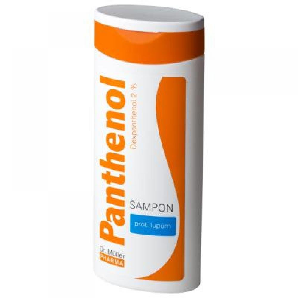 Panthenol šampon proti lupům 250g
