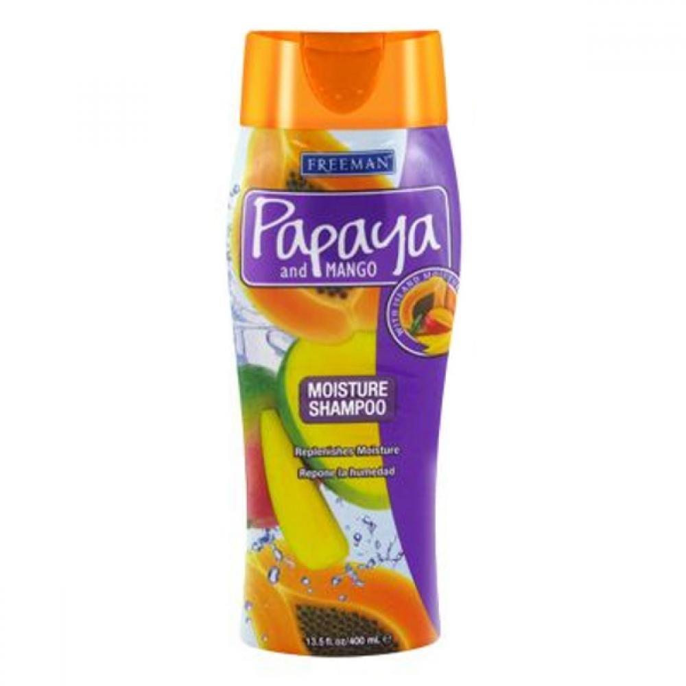 Papaya šampon regenerační/mango