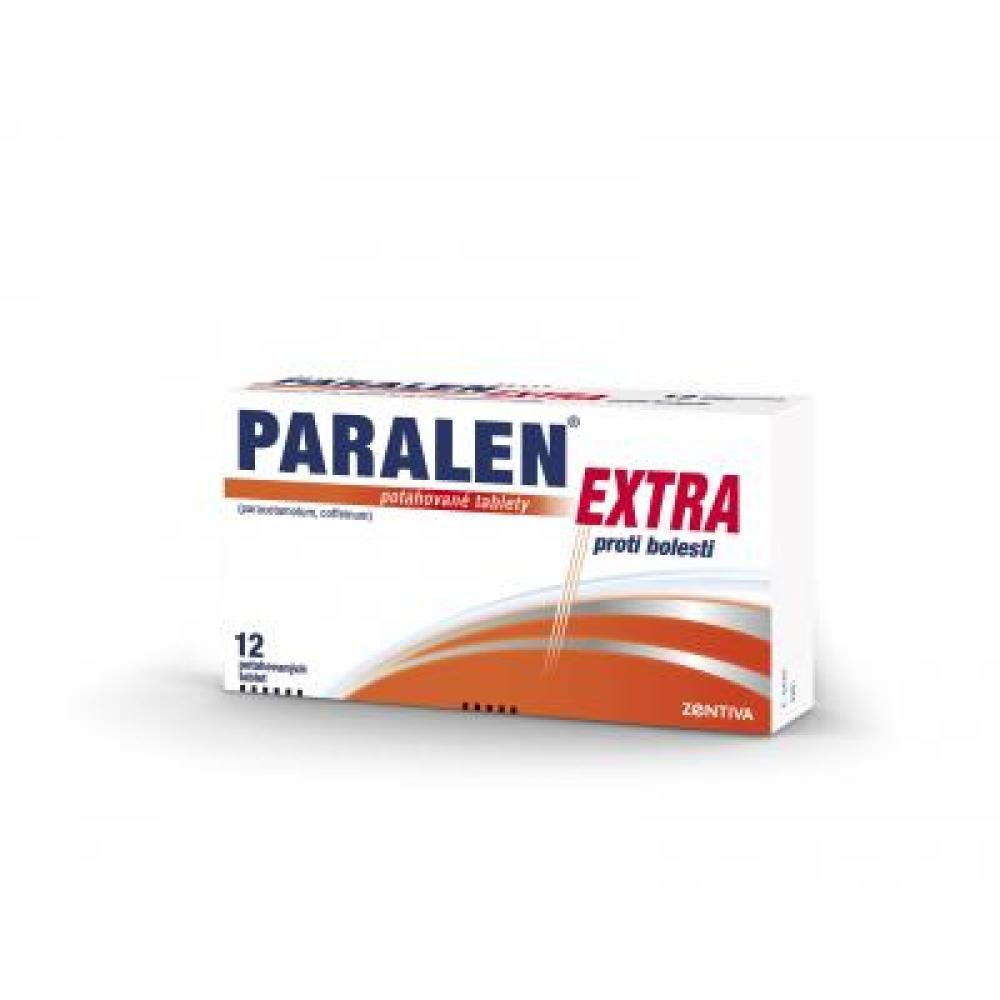 PARALEN Extra proti bolesti 12 tablet
