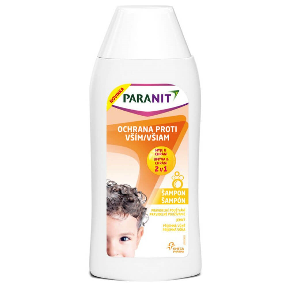 PARANIT Preventivní šampon 200 ml