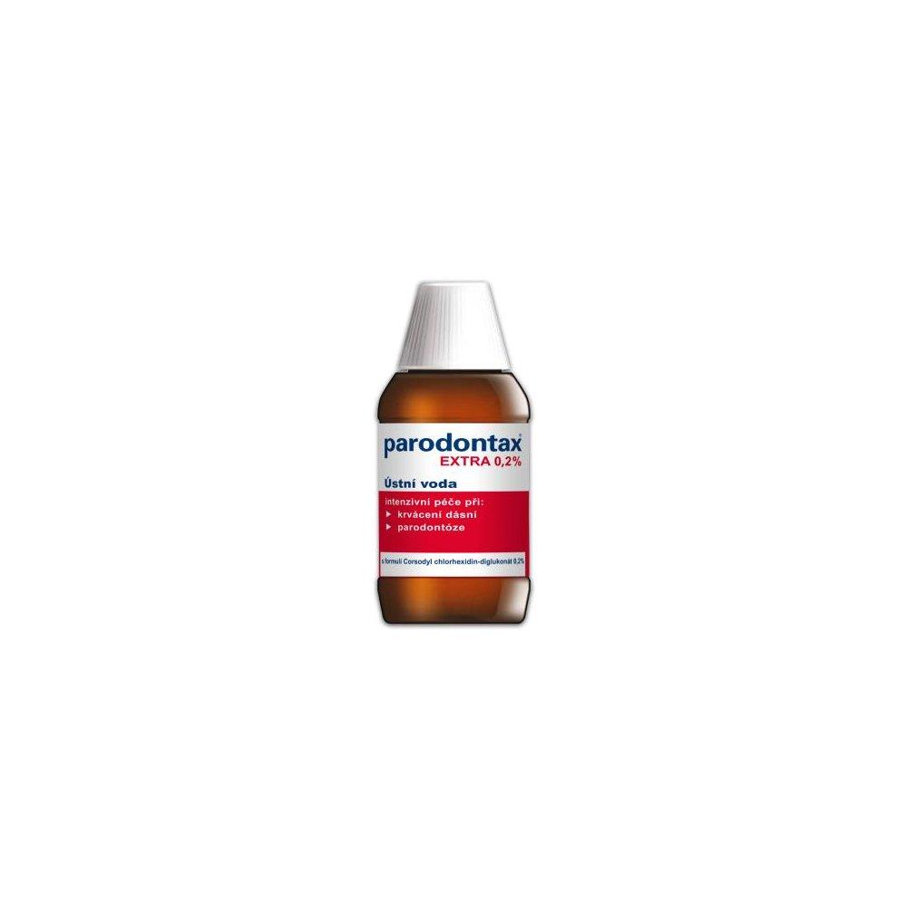 PARODONTAX Extra ústní voda 0.2% 300 ml
