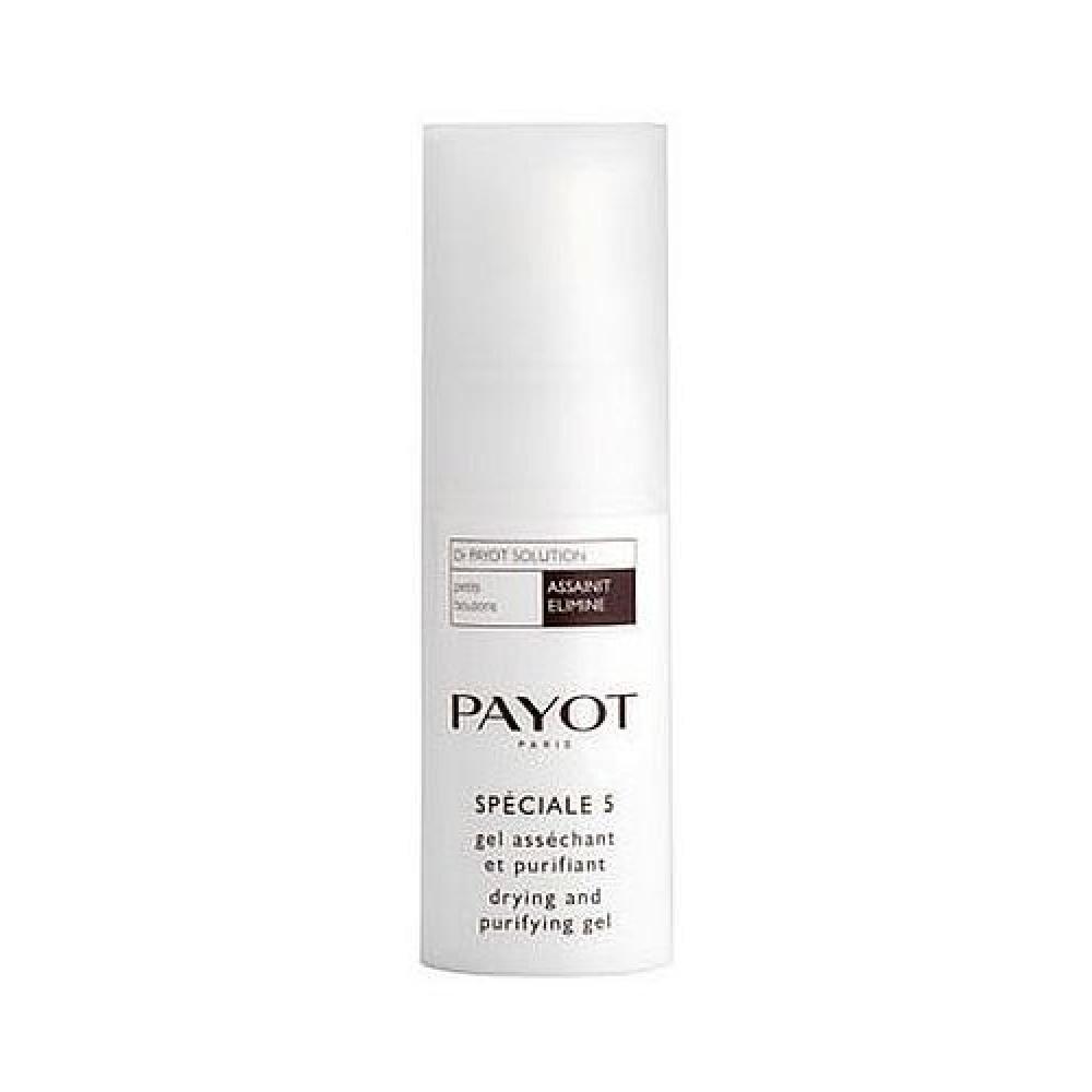 Payot Speciale 5 15ml Vysušující a čistící gel