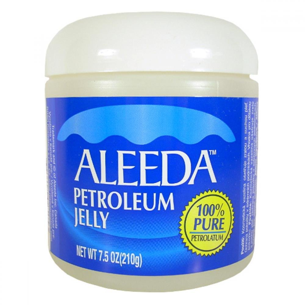 ALEEDA Petroleum Jelly toaletní vazelína 210 g