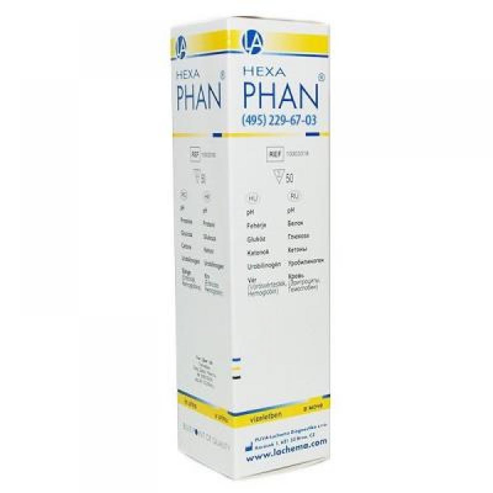 PHAN Hexa Diagnostické proužky 50 kusů