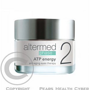 Phase 2 ATP energy delicate eyes therapy 15 ml