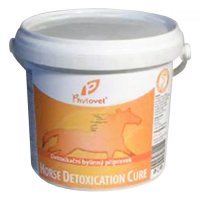 PHYTOVET Horse Detoxication cure 1 kg