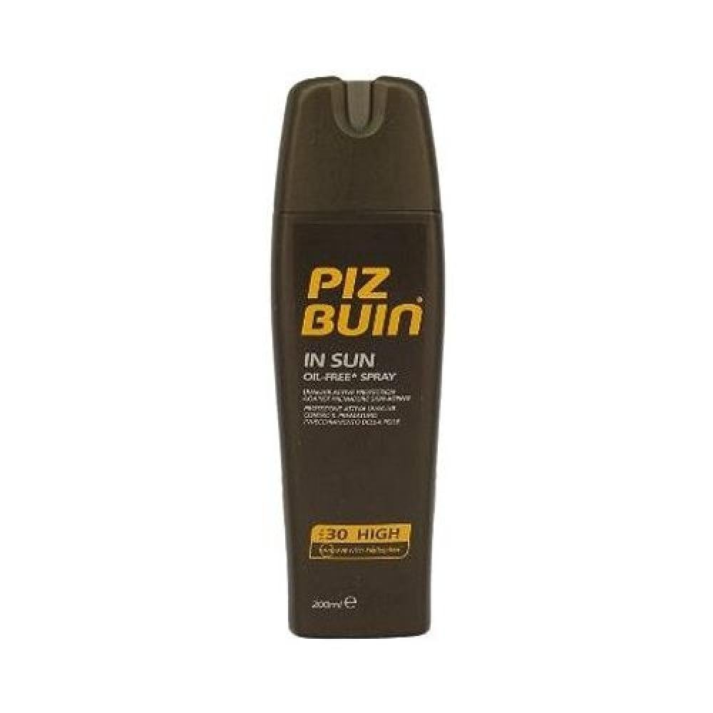 PIZ BUIN SPF30 In Sun Oil-Free Spray 200ml