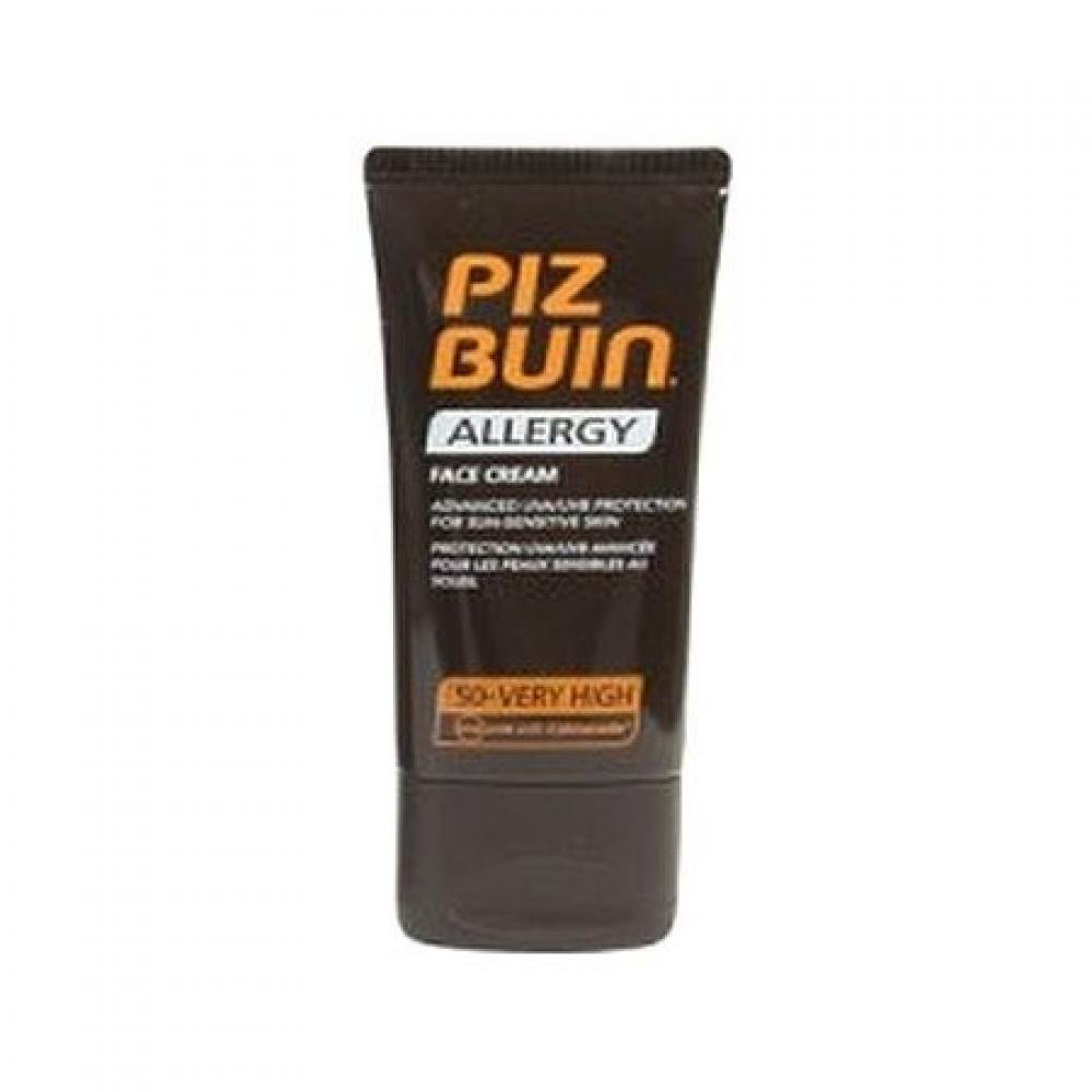 PIZ BUIN SPF50+ Allergy Face Cream 40 ml