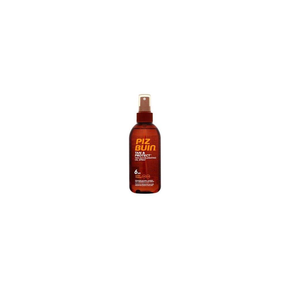 PIZ BUIN Tan&Protect Urychlovač opálení SPF6 150 ml