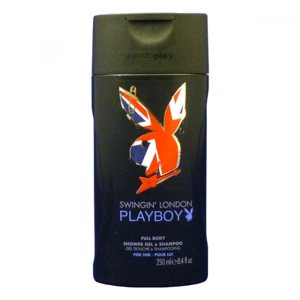 Playboy London sprchový gel 250ml