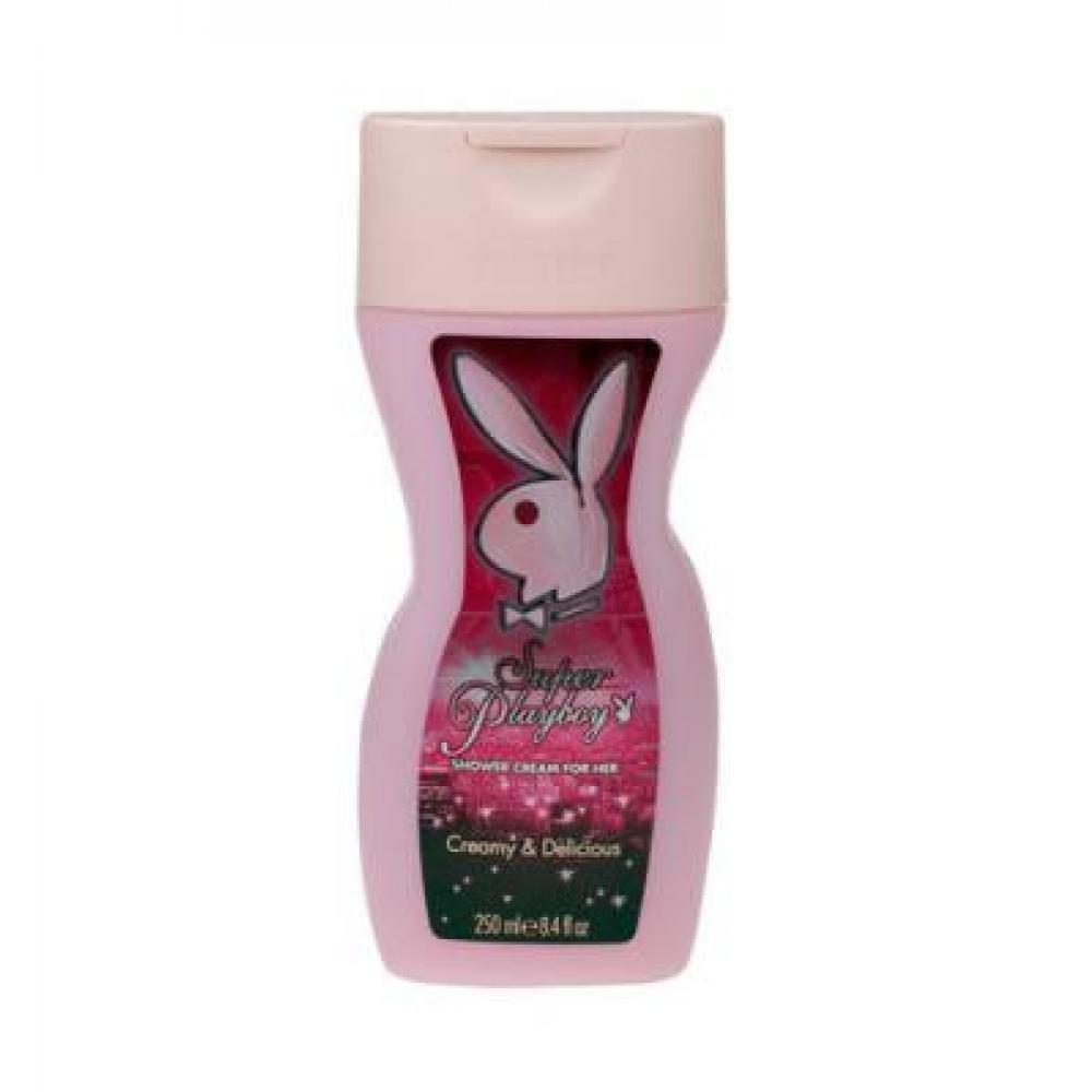 Playboy Super Playboy Sprchový krém 250ml