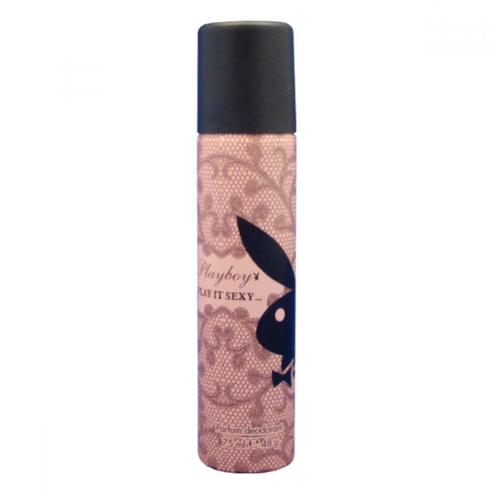 Playboy woman - Play it Sexy Deo 75ml