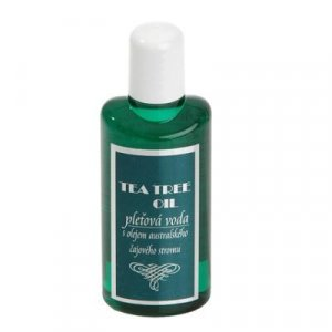 TOPVET Tea Tree Oil pleťová voda 115 ml